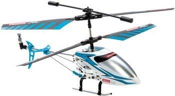 [amazon.de] Carrera RC Helicopter Papy blau (370500002)