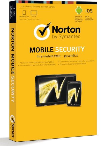 Norton Mobile Security 1 Jahr Kostenlos