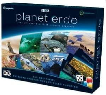 Brettspiel Planet Erde für 4,99 Euro + VSK
