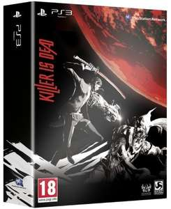 Killer is Dead: Fan Edition (PS3) für 33€ @Amazon.es