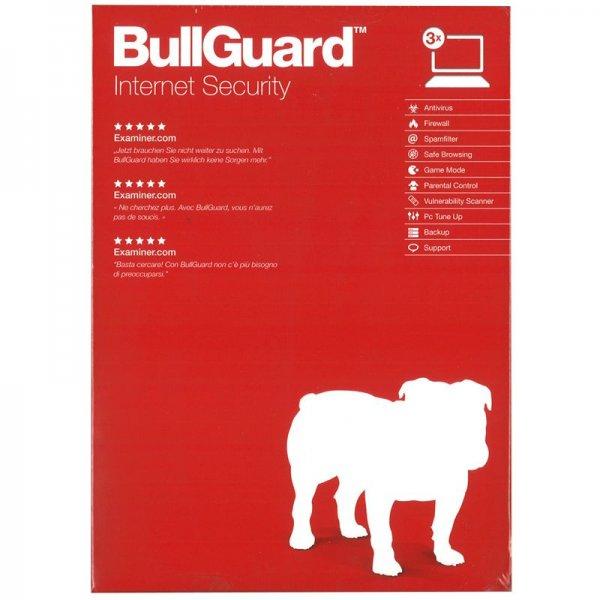 Bullguard Internet Security DVD-Box 3U 12  DE