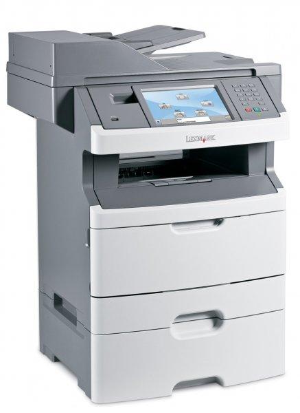 Lexmark X466dte SW-MFP (Drucker, Scanner, Kopierer, Fax) NEU 475 EURO inkl. Versand - nächster Preis 813,90 EURO