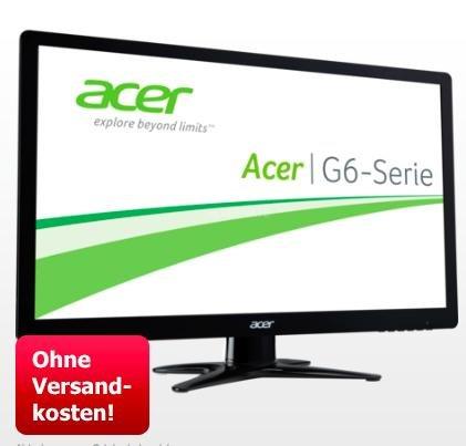 """Acer G6 G246HYLbmjj 24"""" Monitor für 139,90€ @zackzack.de"""
