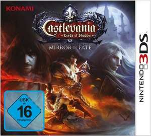 [LOKAL MM Recklinghausen] Castlevania: Lords of Shadow - Mirror of Fate (N3DS)