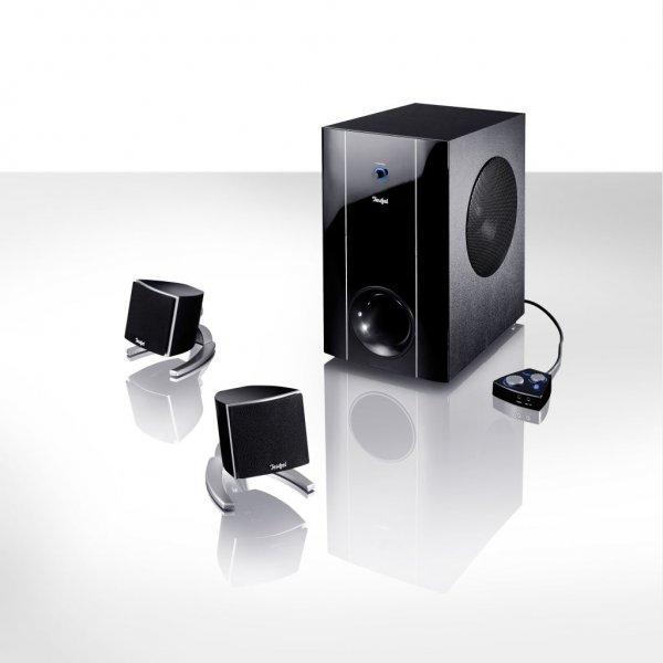 Teufel Concept C 200 BE + Aureol Fidelity In Ear Gratis!