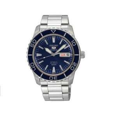Seiko Herren-Armbanduhr XL Seiko 5 Sports Analog Automatik Edelstahl SNZH53K1 für 135 € inkl. VSK @ Amazon.uk