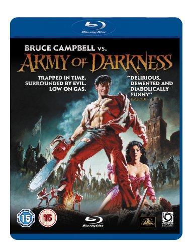 Armee der Finsternis (ak Evil Dead III, ak Bruce Campbell Vs Army Of Darkness) [Blu-Ray] für 8,99€ @ play.com