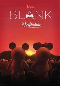 Disney's Blank: A Vinylmation Love Story in HD Gratis @Google Play
