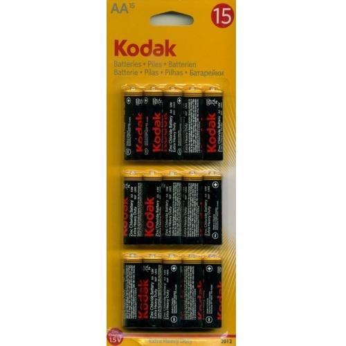 Kodak Batterien 15 Stück AA oder AAA für 1.99€ bei Thomas Philipps bundesweit