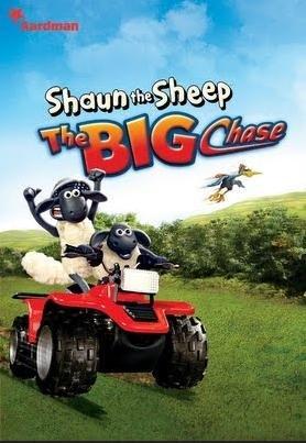 Shaun the Sheep: The Big Chase Kurzfilm Gratis @Google Play
