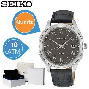 Seiko Uhr SGEF73P1 mit Saphirglas bei ibood.de