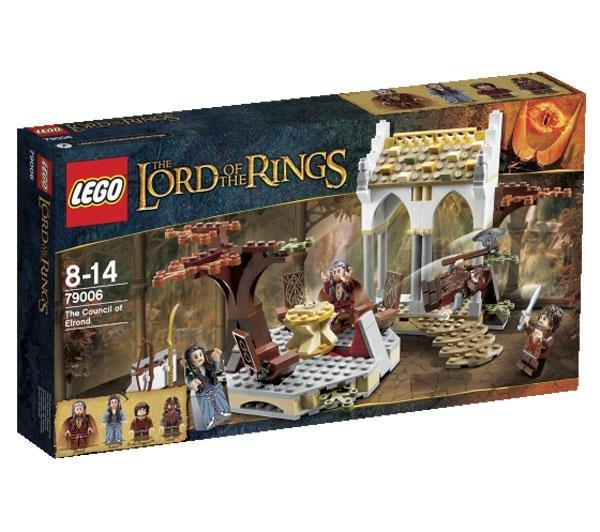 Lego Herr der Ringe - Der Rat von Elrond (79006) bei Pixmania.de für 24,22 €