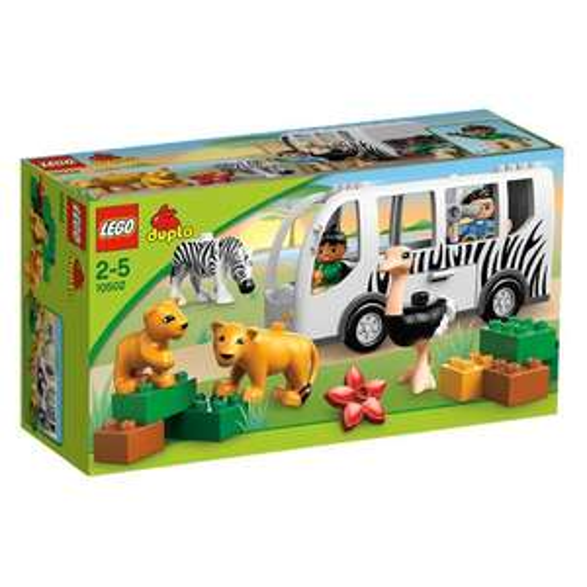 "Lego™ - ""Duplo:  Safari-Bus"" (10502) ab €15.- [@Real.de]"