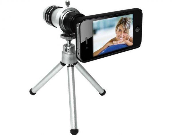 OHA-Tagesangebot @ Meinpaket: Rollei 9x Tele Lens for iPhone 4/4S für 6,99€ inkl. VSK
