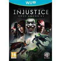 [UK] Injustice - Gods Among Us ( Götter unter uns) (WII U) für 11,97€ @ TheGamescollection