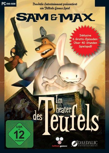 Amazon:  Sam & Max 3 - Im Theater des Teufels (PC) (2,99 mit Prime)