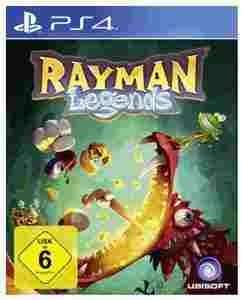 Rayman Legends PS4 USK Deutsche Version