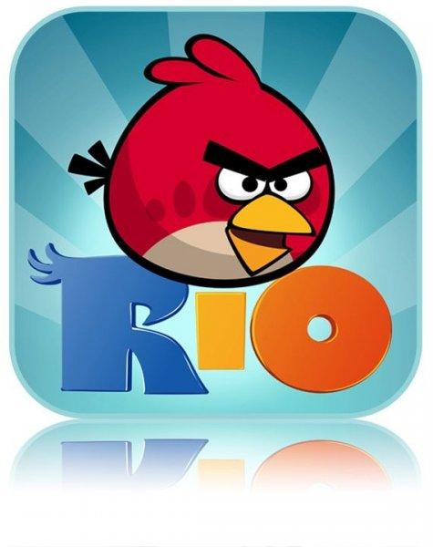 [Amazon App Shop] Angry Birds Rio kostenlos für Android