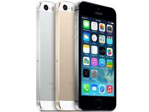 Apple iPhone 5s 64GB mit Telekom Complete Comfort M für 1169,75 EUR @ Sparhandy