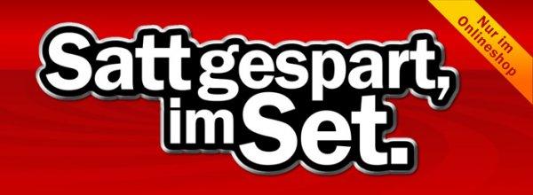 Mediamarkt.de Bundleaktion  SAMSUNG UE46F5370 + Blurayplayer + Zwei Blurays für 477€