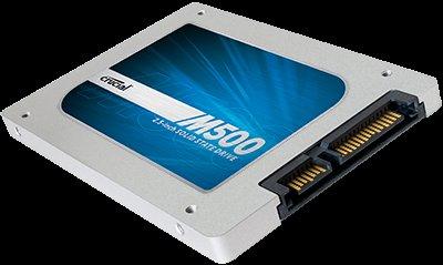 Crucial m500 240GByte SSD im midnightshopping für 102,49€ @nbb