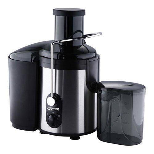 Automatik Entsafter 1,5 Liter in Edelstahl für 28,50€