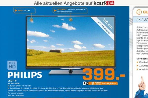 [lokal Saturn Braunschweig ab 13.2.] Philips 46 PFL 4208