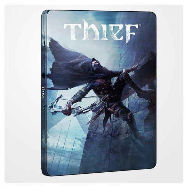 Thief Steelbook Edition (PS4) mit The Bank Heist DLC für 59,90€