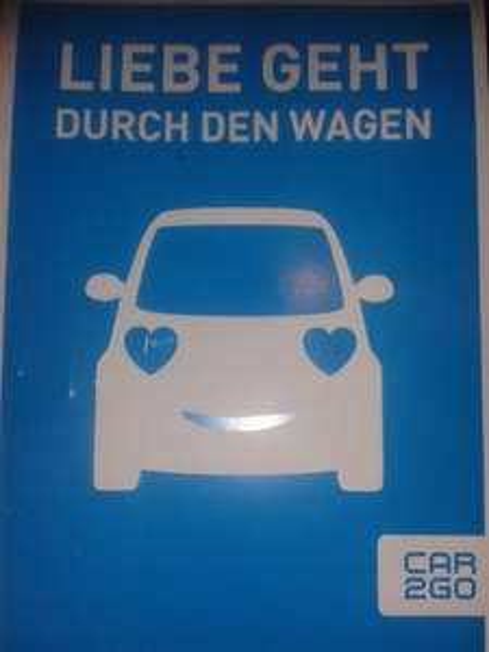 car2go Anmeldung kostenlos [Köln/Düsseldorf]