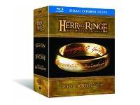 Herr der Ringe Trilogie (Extended Bluray Edition) für 64,17€