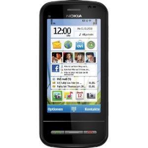 WHD: Nokia C6-00 für 103€ und einige andere Handys