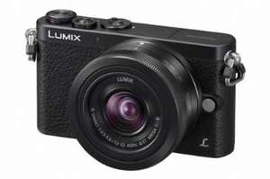 Panasonic Lumix DMC-GM1 schwarz inkl. 12-32 mm