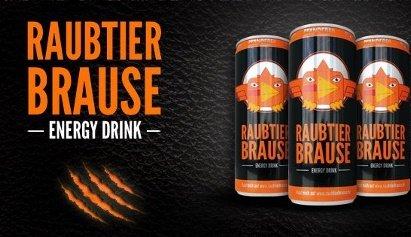 24 Dosen Raubtierbrause (Energy-Drink) für 15,-€ anstatt 30,-€ inkl. Versand