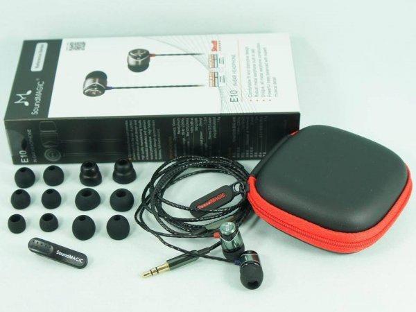 Soundmagic E10 In-Ear-Kopfhörer - 25,40€ inkl. VSK