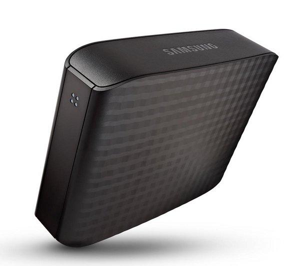 Samsung 2 TB externe Festplatte @pixmania