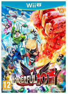 The Wonderful 101 (Nintendo Wii U) für 34€ @Amazon