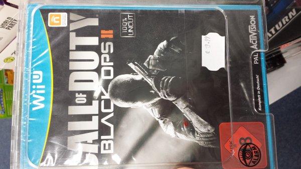 (Lokal MD) Wii U, Call of Duty: Black Ops II