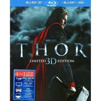 [Zeemo.de] Thor Limitierte 3D Edition [Blu-Ray 3D+Blu-Ray Disc+DVD] & Captain America - The First Avenger Limited Edition [Blu-ray 3D+Blu-Ray+Dvd+Digital Copy] je für 12,99€