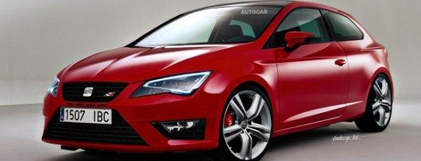 Seat Leon SC CUPRA 2.0 [EU Bestellfahrzeug mit 120 Tagen Lieferzeit] in 5,8 sek. 0 - 100 km/h 280 PS ;-)