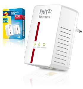 [LOKAL] FRITZ!Powerline 500E Adapter Starter Kit (Berlin-Gropius Passagen)