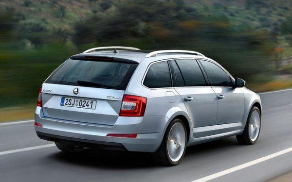 Skoda Octavia Kombi Active Klima Bestellfahrzeug für 13.574€