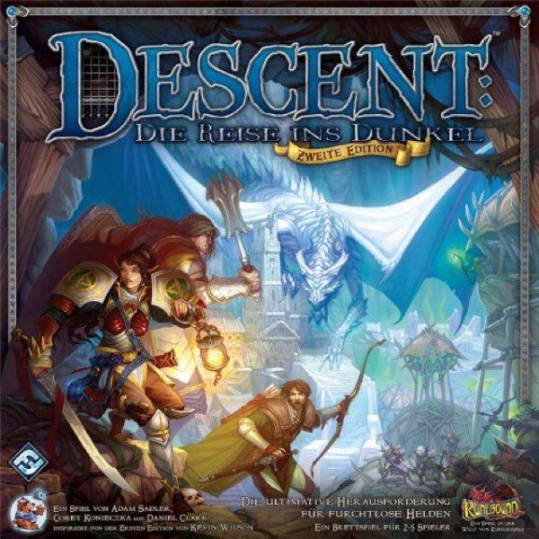 Descent 2 - Reise ins Dunkel - Dungeon Crawler 35,95€ @amazon