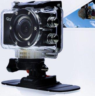 [vente-privee] Rollei S-40 Wi-Fi HD-Action Cam mit Zubehör für 105,00 €