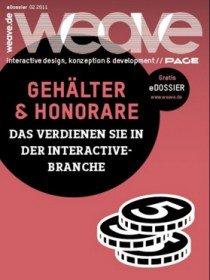 Weave Webdesign Magazin Gratis ebooks