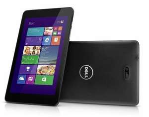 [Dell Premier - Geschäftskunden] Dell Venue 8 Pro Windows 8.1 (32 Bit) - Deutsch 64 GB