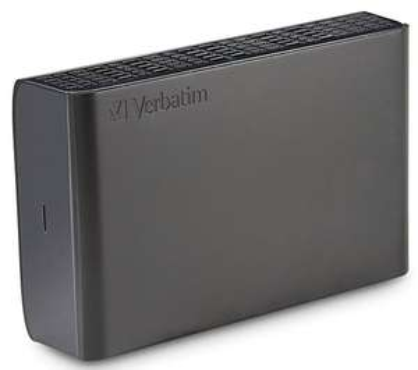 Verbatim 4TB Externe Festplatte (USB 3.0)