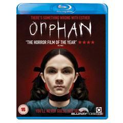 Orphan - Das Waisenkind [BluRay] für ~4,30€ @  thehut.com