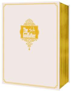 The Godfather 40th Anniversary Collection [Blu-ray] für 44€@Amazon.co.uk