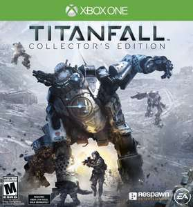 Titanfall Collectors Edition Xbox One bei amazon.com 228,53€