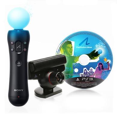 """Meinpaket.de: Playstation Move Starter Paket + """"Start the Party"""" für PS3 48,32 € - 24 Stunden gültig"""